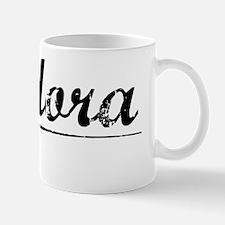 Medora, Vintage Mug