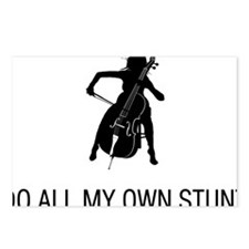 I-Do-All-My-Own-Stunts-01 Postcards (Package of 8)