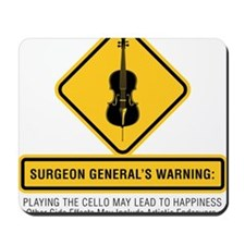 Surgeon-General-02-a Mousepad