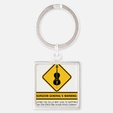 Surgeon-General-02-a Square Keychain