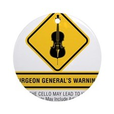 Surgeon-General-02-a Round Ornament