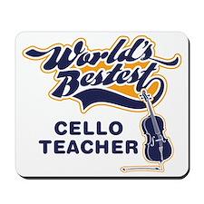 Worlds-Bestest-Cello-Teacher-01 Mousepad