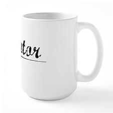 Mentor, Vintage Mug