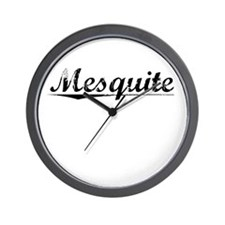 Mesquite, Vintage Wall Clock