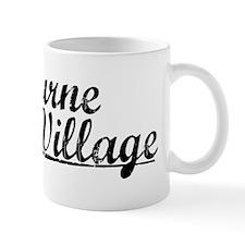 Melbourne Village, Vintage Mug