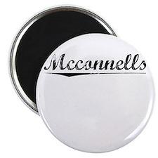 Mcconnells, Vintage Magnet
