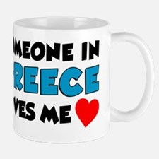 Someone Greece Loves Me Mug