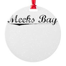 Meeks Bay, Vintage Ornament
