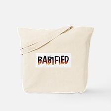 BABIFIED (cartoon style) Tote Bag