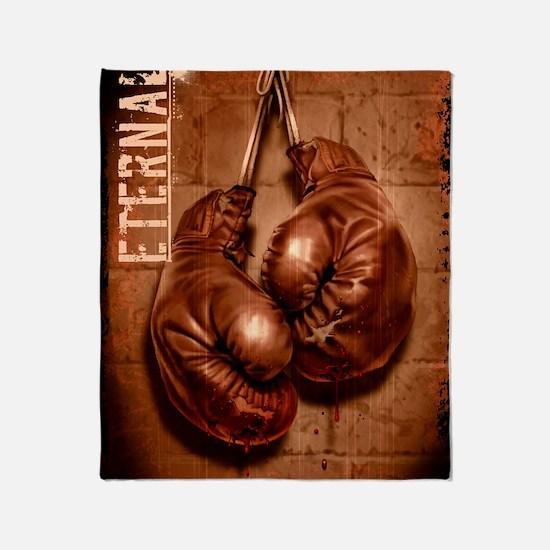 Eternal Edge-Boxing Throw Blanket