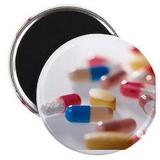 Mixed pills Magnet