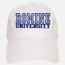 ROMINE University Baseball Baseball Cap