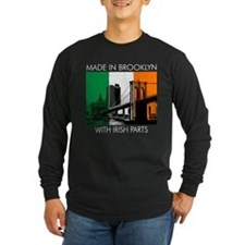 Made in Brooklyn with Irish Parts T