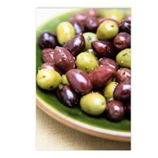 Mixed olives Postcards (Package of 8)