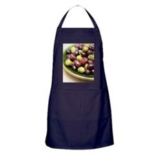 Mixed olives Apron (dark)