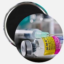 MMR vaccine Magnet