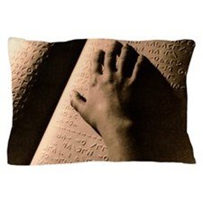 Moon Braille Pillow Case