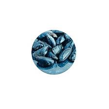 Mussels Mini Button