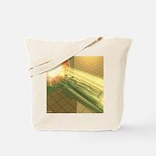 MRI scanner Tote Bag