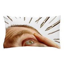 Needle phobia Pillow Case