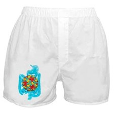 Norwalk virus infection Boxer Shorts