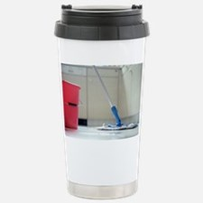 Mop and bucket Stainless Steel Travel Mug