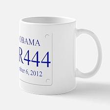 Barack Obama 4 MOR 444 Mug