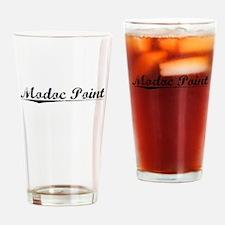 Modoc Point, Vintage Drinking Glass