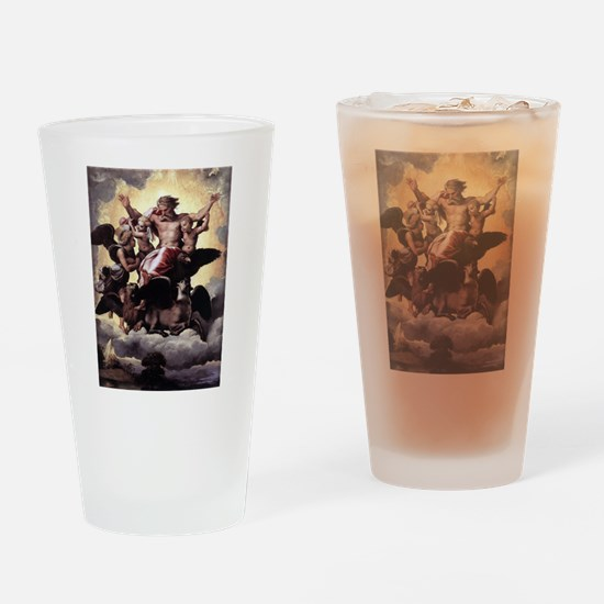 Ezekiel's Vision - Raphael Drinking Glass