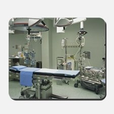Operating theatre Mousepad