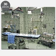 Operating theatre Puzzle