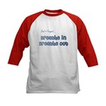 Don't Forget With This Kids Baseball Jersey