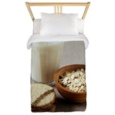 Oat products Twin Duvet