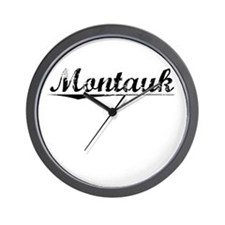 Montauk, Vintage Wall Clock