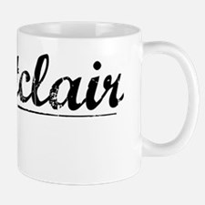 Montclair, Vintage Mug