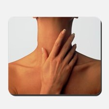 Neck massage Mousepad
