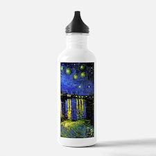 Van Gogh Starry Night  Water Bottle