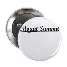 "Mount Summit, Vintage 2.25"" Button"