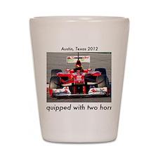 Formula 1 2012  Shot Glass