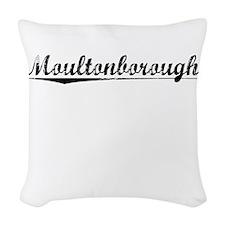 Moultonborough, Vintage Woven Throw Pillow