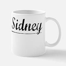 Mount Sidney, Vintage Mug