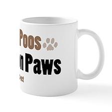 Jack-A-Poo dog Mug