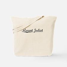 Mount Juliet, Vintage Tote Bag