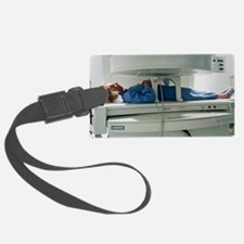Open MRI scanner Luggage Tag