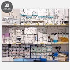 Operating theatre supplies store Puzzle