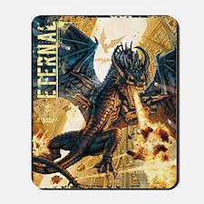 Eternal Edge-Dragon Fire Mousepad