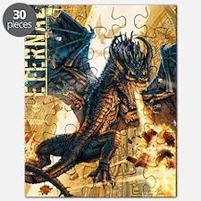 Eternal Edge-Dragon Fire Puzzle