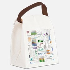 TED designs for TEDophiles Canvas Lunch Bag