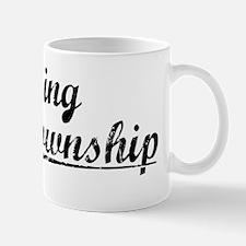 Munising Township, Vintage Mug