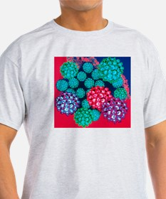 Papilloma viruses T-Shirt